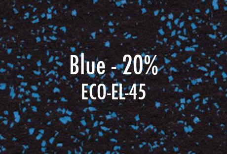 ECO EL 45 Blue 20