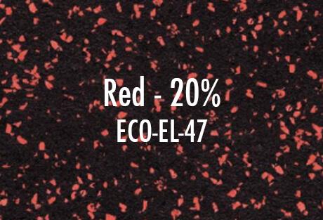 ECO EL 47 Red 20