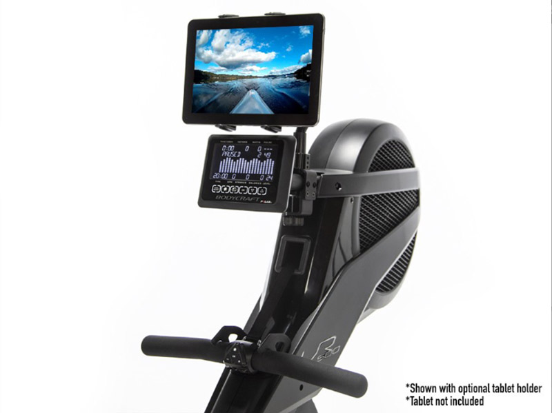 BOC VR500 Bodycraft Rowing Machine Angle