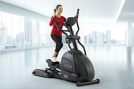 Circle Fitness E6 Elliptical Trainer
