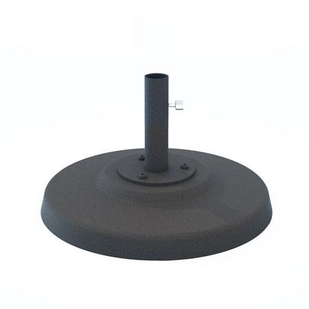 "Tropitone 24"" Aluminum Umbrella Base - TRO-CFA24R15T"