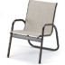 Telescope Casual Gardenella Sling Stacking Arm Chair (Package of 4) - TEL-767
