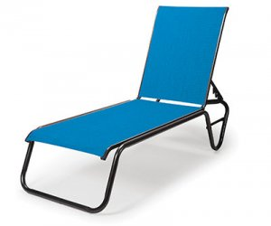 Telescope Casual Four Position Stacking Armless Chaise - TEL-808