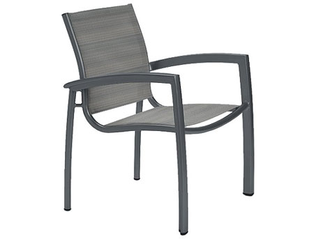 Tropitone Elance Stacking Cafe' Chair (Package of 2) - TRO-240524