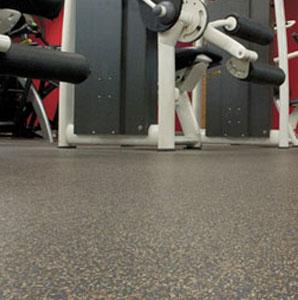Ecore ECO-EL-00 - 8MM Rubber Flooring Rolls
