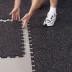 "Ecore ECO-EL-ECO - 23"" Square Eco Interlocking Floor Tiles"