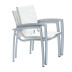 Tropitone Elance Stacking Cafe' Chair (Package of 2) - TRO-240524 stackable