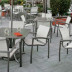 Tropitone Elance Stacking Cafe' Chair restaurant