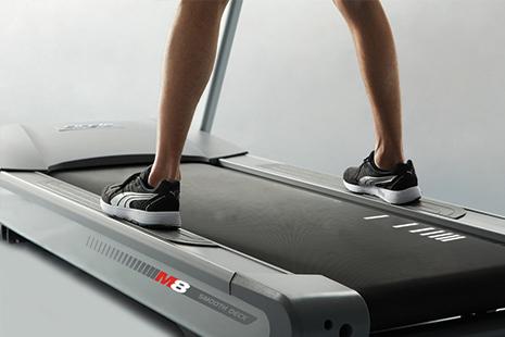 Circle Fitness M8e Treadmill