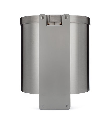 2XL 2XL70 Wall Mounted Sanitation Station (Stainless Steel)