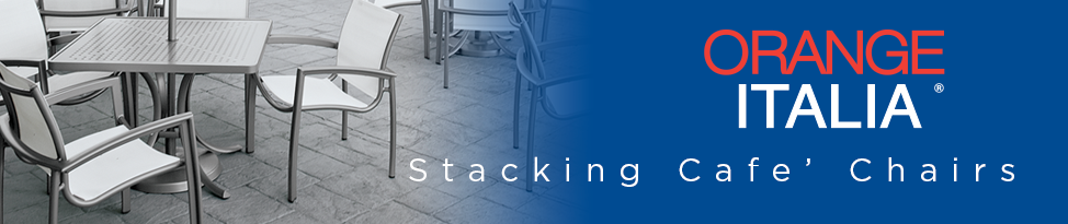 Stacking Cafe' Chairs
