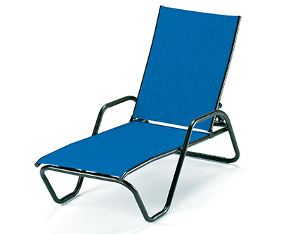 Telescope Casual Four Position Stacking Chaise - TEL-772