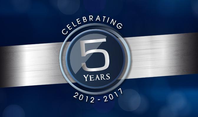 Brigadoon Fitness Celebrates 5th Anniversary