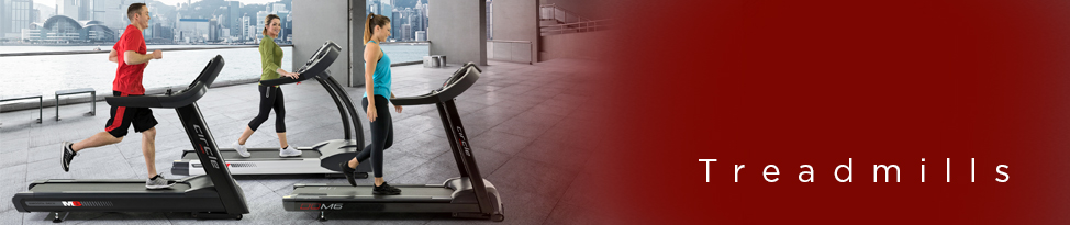 Commercial & Residential Treadmills