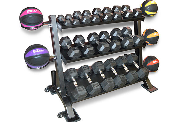 Brigadoon Fitness Launches New Weight Rack and Adjustable Bench