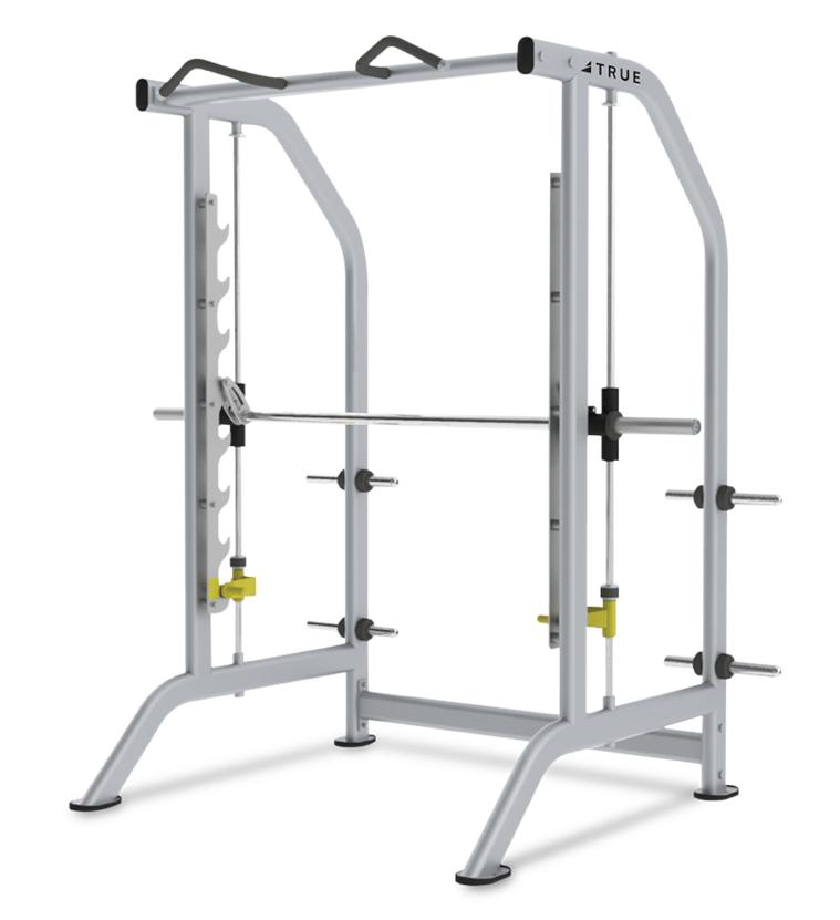 True Fitness Smith Machine