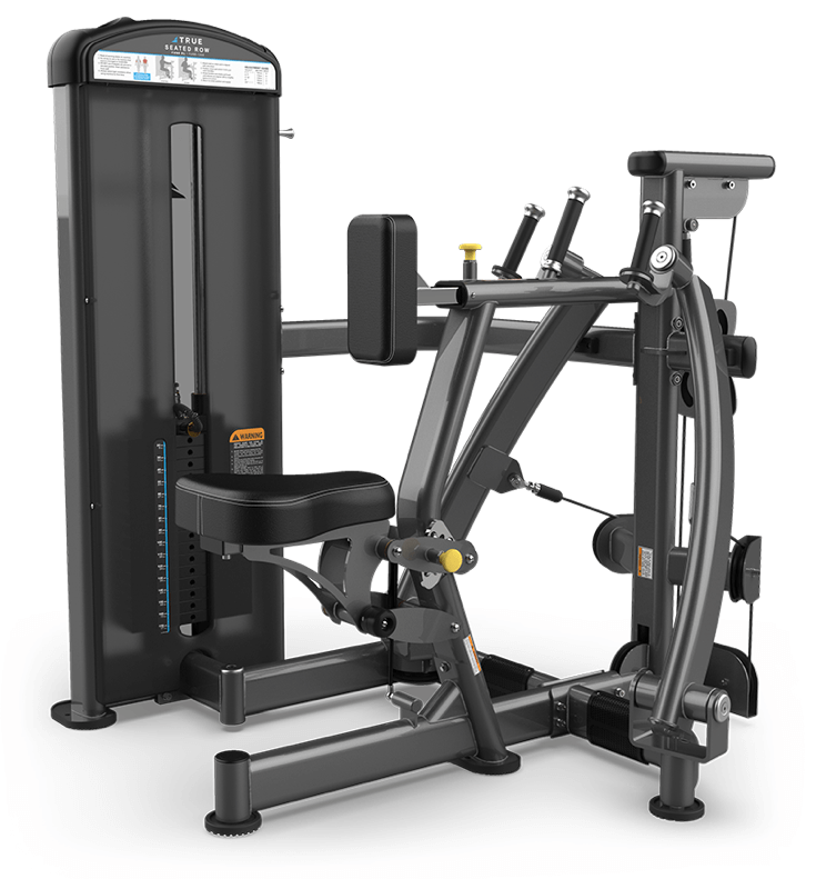 True Fitness Fuse-1200 Seated Row