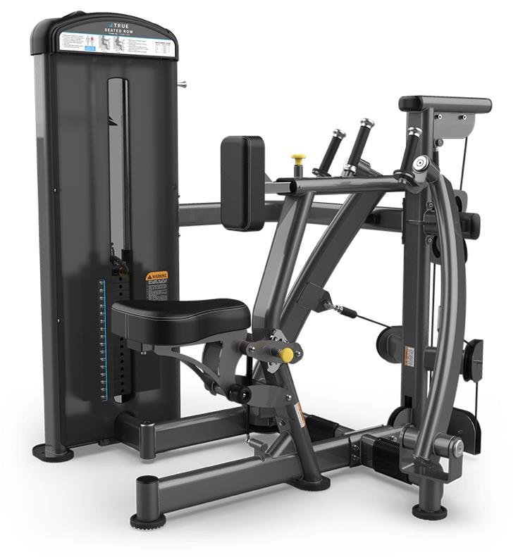 True Fitness Fuse-1200 Seated Row