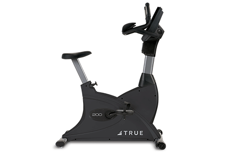 TRUE FITNESS UCS200 UPRIGHT BIKE