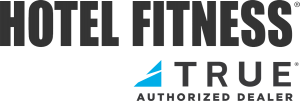 Hotel Fitness is an authorized True Fitness dealer