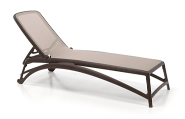Nardi Atlantico - Stackable Sling Chaise Lounge NAR-40450.05.104