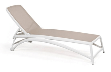 Nardi Atlantico - Stackable Sling Chaise Lounge NAR-40450.00.104