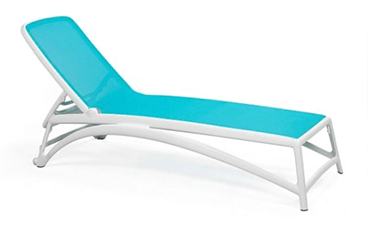 Nardi Atlantico - Stackable Sling Chaise Lounge NAR-40450.00.075