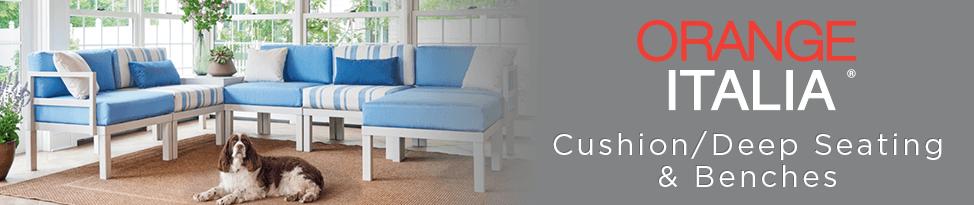 Cushion/Deep Seating & Benches