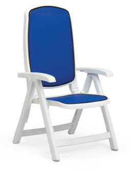 Nardi Delta Folding Adjustable Chair NAR-40310