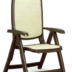 Nardi Delta Folding Adjustable Chair NAR-40310 brown/yellow