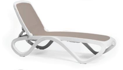 Nardi Omega - Chaise/Sunlounger NAR-40310.00.124