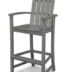 Polywood Classic Adirondack Bar Chair POL-ADD202