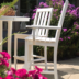 Polywood Vineyard Bar Arm Chair POL-VND232