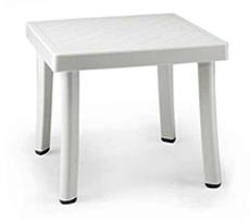 "Nardi Rodi 18"" Poly Side Table by Orange Italia"