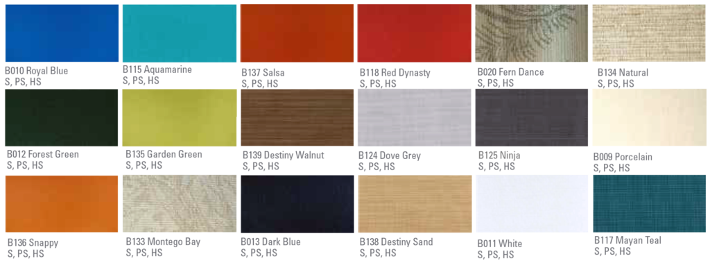 winward design Group fabric swatches