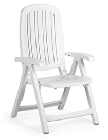 Nardi Salina Folding Adjustable Chair NAR-40290