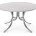 """Telescope Casual 48"""" Round Dining Table - TEL-T97-277LEG"""