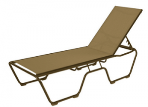 Windward Design Group Ocean Breeze Sling Chaise Lounge - WIN-W0310SLNSBT
