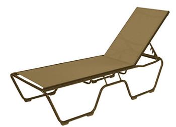 Windward Design Group Ocean Breeze Sling Chaise Lounge - WIN-W0310SLNSBT