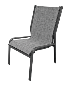 Windward Design Group Ocean Breeze Sling Dining Side Chair WIN-W1554BT