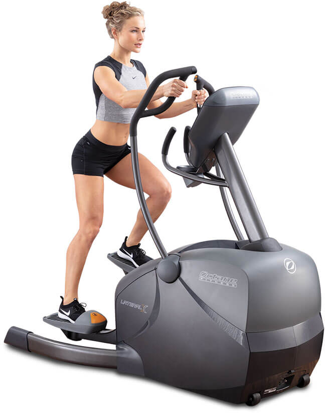 Octane Fitness Lateral X Elliptical