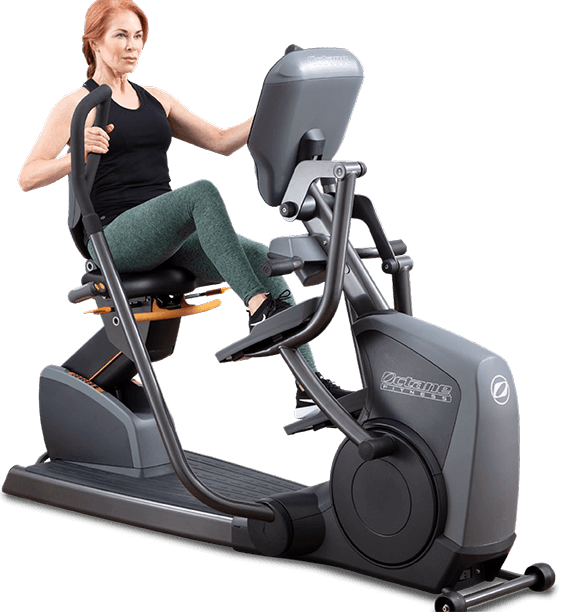 Octane Fitness xRide XR6000 Recumbent Elliptical