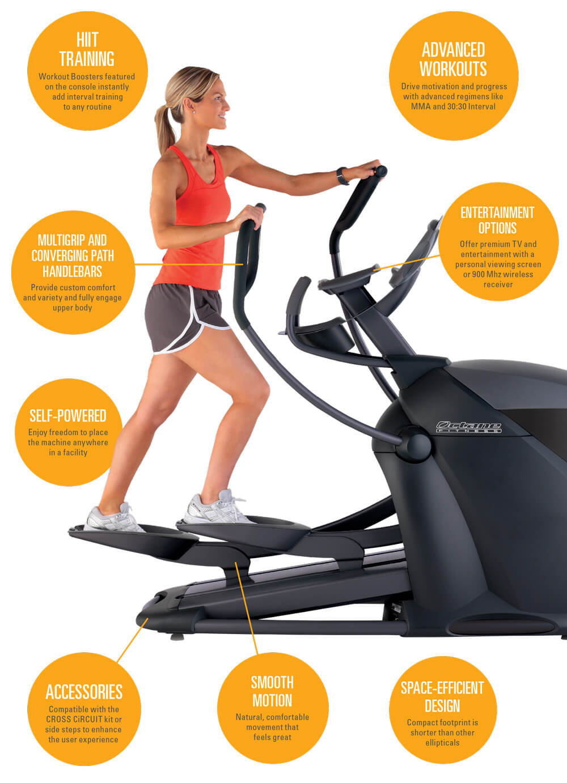 Octane Fitness Pro3700c elliptical