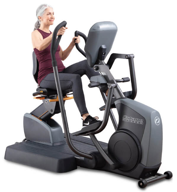Octane Fitness xRide xR6000s Recumbent Elliptical