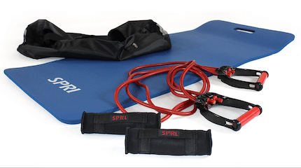 Fitbag_weights_yoga_mat_bands
