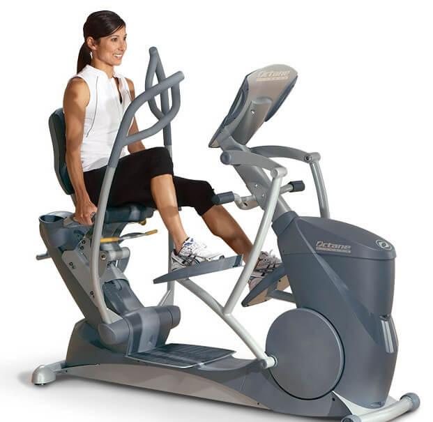 Octane Fitness xRide xR6c Recumbent Elliptical