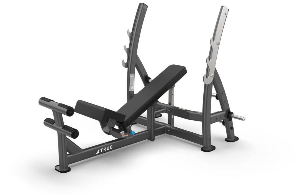 XFT-8200 3-Way Press Bench With Plate Holders sold by Brigadoon Fitness